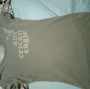 American Eagle Fitted tee